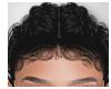 Swirly Design Baby Hair