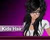 (M) Kids Black Hair 2