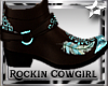 Rockin CG Feather Boots