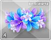 A| Flower Bracelets 7