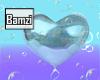 .B. Bubbles Heart