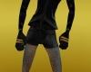[RLA]Black Canary Gloves