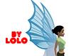 Queen Fairy Wings bl1
