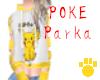 Pokemon Parka Pikacyu