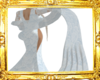 Ice Goddess Shawl