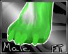 (M)Grn Fur Paws [FT]