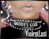 [VL] Daddys girl Collar
