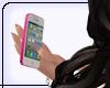 pinkcoverd iphone 4s