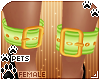 [Pets] Anklecuff | lime