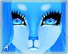 A| L. Blue Eyebrows (F)