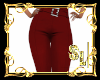 *Classic Red Pant