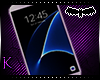 Purple Samsung Galaxy s7