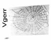 Spider Web Black