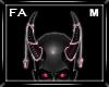 (FA)ChainHornsM Pink2