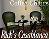 [M] Rick's Coffee Chairs