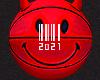 horned basketball.