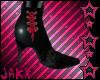 JX Laced Sleek Boots