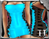 +H+ Strutter - Blue PB