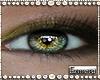 Realistic green eyes