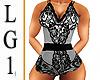 LG1 Black Lingerie RLL