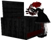 Gothic Wooden Toy Box