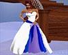 Purple Blue Wedding