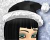 Santa Hat - Raven