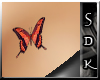 #SDK# O Butterfly Tattoo