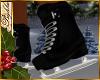 I~Black Ice Skates