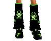NL-Socks Toxic Green