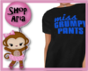 Miss Grumpy Pants Tshirt