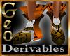 Geo Scorpion Boots femal