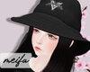 🌸 Hat BTS Black
