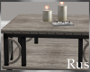 Rus Navy Coffee Table