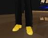 DJ gucci shoes #2 yellow