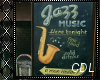 !C* Jazz Welcome Sign