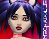 Momoko - Bleached Blue