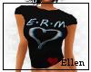 !Ell! E.R.M. Tee Shirt
