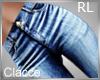 C med blue jeans RL