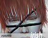 Hairs-Iri Undeath Ginger