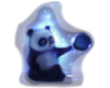 TF* Amazing Blue Panda