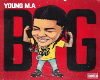 Young M.A. - Big Action