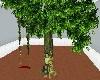 Tree swing/pose/animated