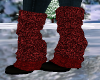 {DS}Red Winter Boots