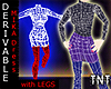 Derivable Mika Dress+Leg