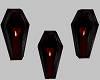 Candle Coffin