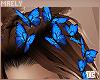 м| Bleuet .Butterfly
