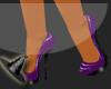 (TT) Pumps Purple