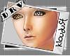 KD^KRIS 2TONE HEAD