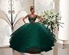 Fancy Green Dream Gown